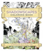 Llewellyn's Shadowscapes Coloring Book - Stephanie Pui-Mun Law